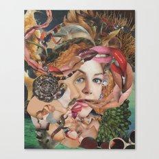 Collage 12 Canvas Print