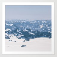 Mountains Of Madness SQ Art Print
