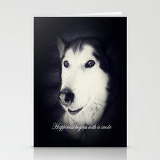 Wolf Love  Stationery Cards