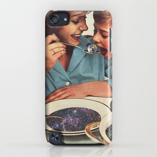 Spacefood iPhone & iPod Case
