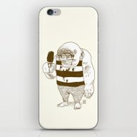 iPhone & iPod Skin featuring Fudge Pop! by Andrew Henry
