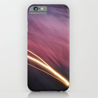iPhone & iPod Case featuring Lights in the Sky by GinaGorsek