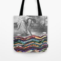 Layers of Our Past Tote Bag