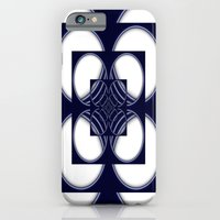 iPhone Cases featuring Cubes by Cs025