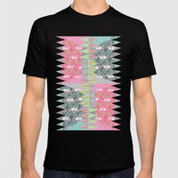 Zinging Mens Fitted Tee Black SMALL