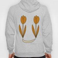 Oranje Tulpen Hoody