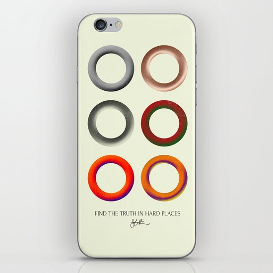Truth #1 iPhone & iPod Skin