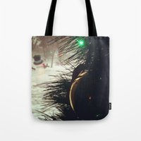 Almost Christmas Tote Bag