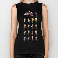 Super Street Fighter II … Biker Tank