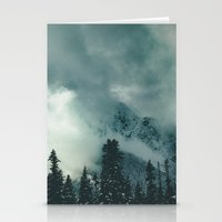 Mountain Majesty Stationery Cards