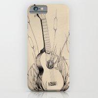 iPhone & iPod Case featuring Ukulele by Ashley Anderson