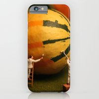 iPhone & iPod Case featuring Nature's Painters by carol ann garner
