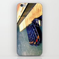 Row Boats iPhone & iPod Skin