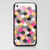 Pretty Mermaid iPhone & iPod Skin