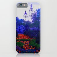 iPhone & iPod Case featuring Path of Petals by Kelsey Pohlmann