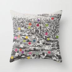 A Good Spot Throw Pillow