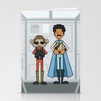 EP6 : Lando & Nien Nunb Stationery Cards