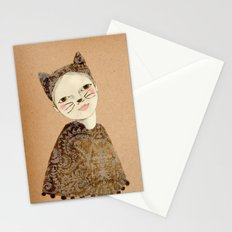 Kiki Kitty Stationery Cards