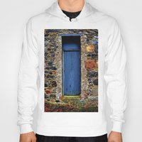 The Blue Door Of Ballyma… Hoody