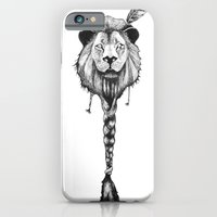 iPhone & iPod Case featuring Lionelle 2 by Emily Shaw