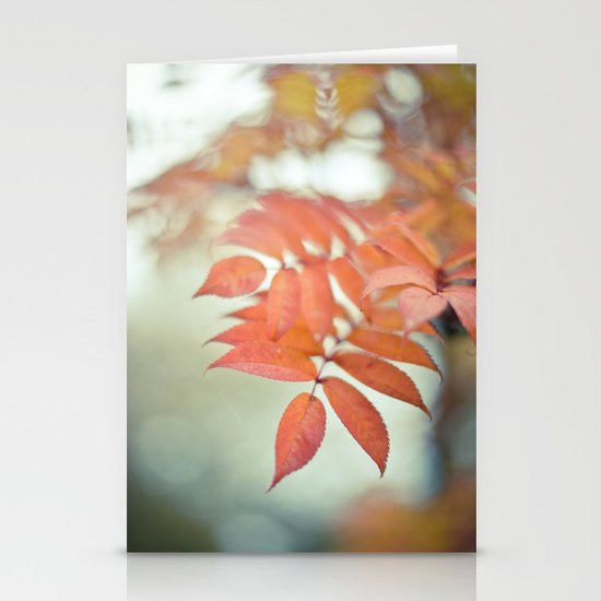 Nature's Glory Stationery Card