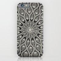 Delicate - Silver iPhone 6 Slim Case