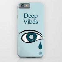 Deep Vibes iPhone 6 Slim Case