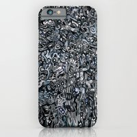 iPhone & iPod Case featuring The Birds, The Birds by czavelle
