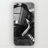 Taxi Cab Confessions iPhone & iPod Skin