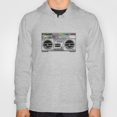 1 kHz #5 Hoody