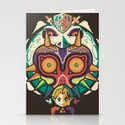 A Terrible Fate Stationery Cards