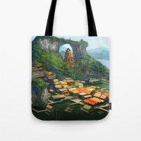 -Hometown- Tote Bag