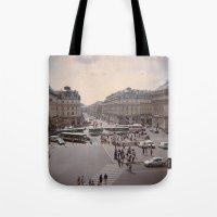 Opéra Tote Bag