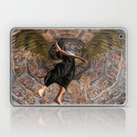 Laptop & iPad Skin featuring When She Wanted To Stay … by OvahFx Art Without A…