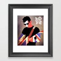 Come Together - Olympics… Framed Art Print