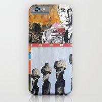 Oppenheimer's Deadly Tiki Toys iPhone 6 Slim Case