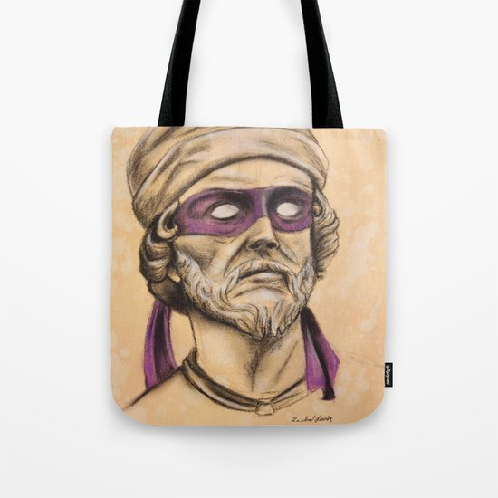 Donnie TMNT Tote Bag