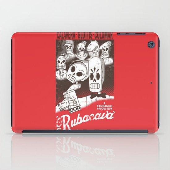 Rubacava iPad Case