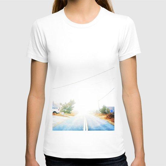 Walk the line T-shirt