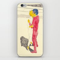 Lisa/kei/milhouse/kaneda - Bartkira iPhone & iPod Skin