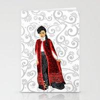 Janelle Monae Stationery Cards