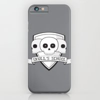 Skull's School iPhone 6 Slim Case