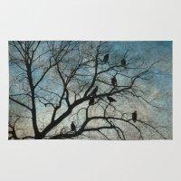 American Bald Eagles Roo… Rug