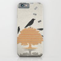 iPhone & iPod Case featuring The Carrion Crow 1 by kyomi2735