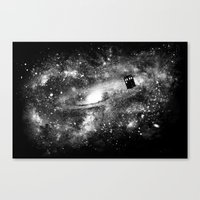 You Can Call Me Sexy  Canvas Print