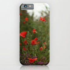 poppies iPhone 6s Slim Case