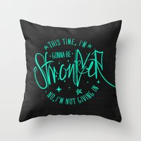 This Time... ALT. Throw Pillow