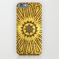 Ozorahmi Copper Mandala iPhone 6 Slim Case