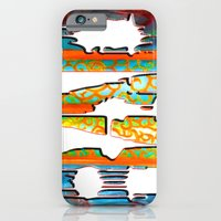 iPhone Cases featuring RaD Conscious by Fn Obscure