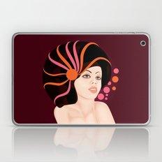Snail Lady Laptop & iPad Skin